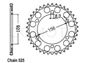 Couronne KTM 1290