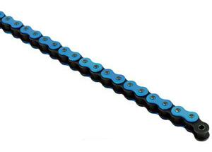 420 Hyper Renforce 132 M - Maillons Bleu Fluo