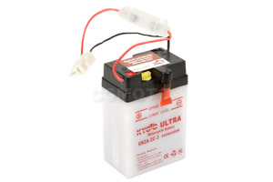 batterie 6N2A-2C-3 L 70mm W 47mm H 106mm