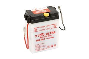 batterie 6N2-2A-4 L 70mm W 47mm H 96mm