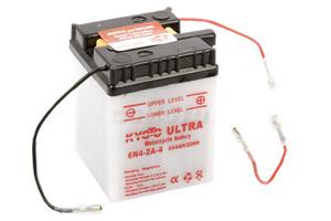 batterie 6N4-2A-4 L 71mm W 71mm H 96mm