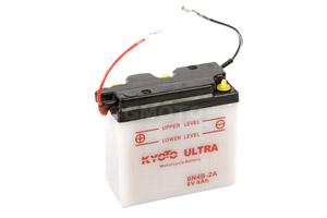 batterie 6N4B-2A L 100mm W 47mm H 96mm