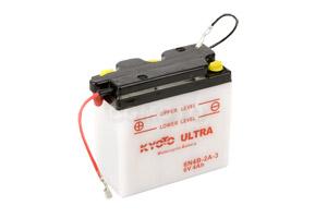 batterie 6N4B-2A-3 L 100mm W 47mm H 96mm