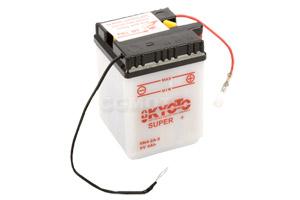 batterie 6N4-2A-5 L 71mm W 71mm H 96mm