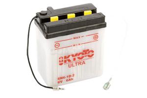 batterie 6N6-1D-2 L 99mm W 57mm H 107mm