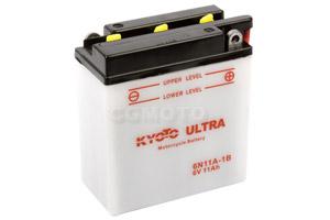 batterie 6N11A-1B L 122mm W 62mm H 132mm