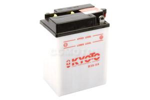 batterie B38-6A L 119mm W 83mm H 161mm