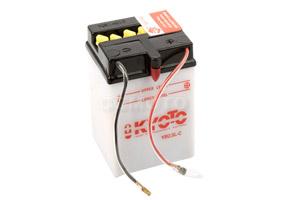 batterie YB2.5L-C L 81mm W 71mm H 106mm