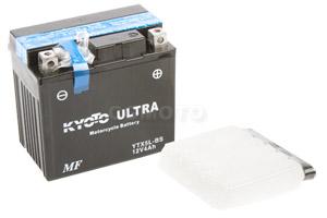 batterie YTX5L-BS L 114mm W 71mm H 106mm