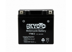 batterie YT6B-3 L 114mm W 70mm H 105mm