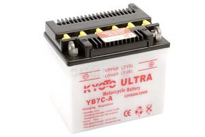 batterie YB7C-A L 130mm W 90mm H 114mm