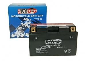 batterie YT7B-BS L 150mm W 65mm H 92mm