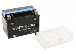 batterie YTX9-BS L 150mm W 87mm H 105mm
