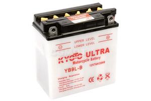 batterie YB9L-B L 137mm W 76mm H 140mm