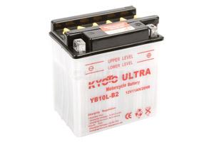 batterie YB10L-B2 L 136mm W 91mm H 146mm