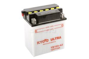 batterie YB10A-A2 L 136mm W 91mm H 156mm