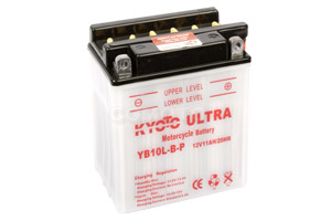 batterie YB10L-BP L 136mm W 91mm H 146mm