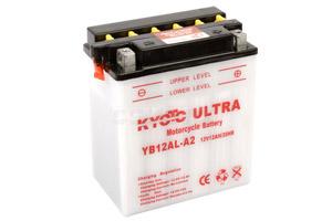 batterie YB12AL-A2 L 135mm W 81mm H 161mm