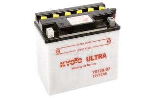 batterie YB12B-B2 L 161mm W 91mm H 132mm