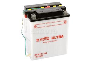 batterie SYB14L-A2 L 135mm W 91mm H 167mm