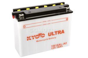 batterie YB16AL-A2 L 205mm W 71mm H 164mm