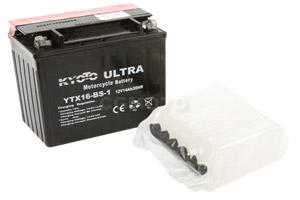 batterie YTX16-BS-1 L 150mm W 87mm H 161mm