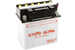 batterie YB16CL-B L 175mm W 100mm H 175mm