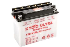 batterie Y50-N18L-A2 L 206mm W 91mm H 164mm