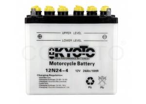 batterie 12N24-4 L184 mm W125 mm H175 mm