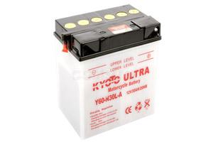 batterie Y60-N30L-A L 187mm W 130mm H 170mm