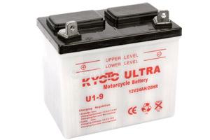 batterie U1-9 L 196mm W 131mm H 182mm