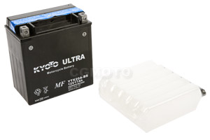 batterie YTX20A-BS L 150mm W 87mm H 161mm