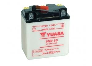 batterie 6n6-3b L 99mm W 57mm H 110mm