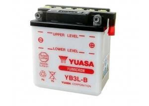batterie YB3L-B L 99mm W 57mm H 111mm