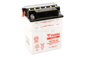 batterie YTR4A-BS L 114mm W 49mm H 85mm