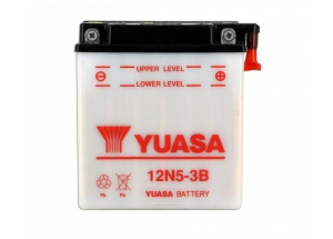 batterie 12N5-3B L 121mm W 61mm H 131mm