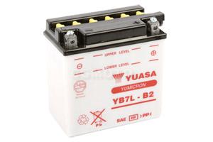 batterie YB7L-B2 L 137mm W 76mm H 134mm
