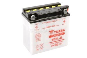 batterie YB7L-B L 137mm W 76mm H 134mm