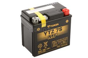 batterie YTZ7-S L 114mm W 70mm H 105mm