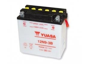 batterie 12N9-3B L 137mm W 76mm H 140mm