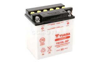 batterie YB10L-BP L 136mm W 91mm H 146mm