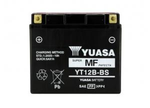 batterie YT12B-BS L 150mm W 70mm H 131mm