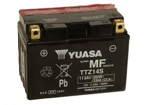 batterie TTZ14S L 150mm W 87mm H 110mm