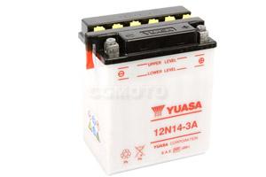 batterie 12N14-3A L 135mm W 91mm H 167mm