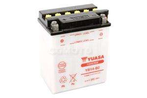 batterie YB14-B2 L 135mm W 91mm H 167mm