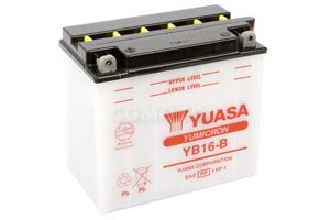 batterie YB16-B L 176mm W 101mm H 156mm