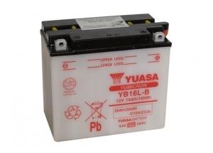 batterie YB16L-B L 176mm W 101mm H 156mm
