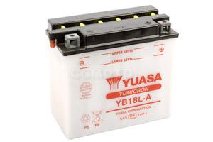 batterie YB18L-A L 182mm W 92mm H 164mm