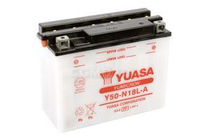 batterie Y50-N18L-A L 206mm W 91mm H 164mm