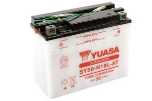 batterie SY50-N18L-AT L 206mm W 91mm H 164mm